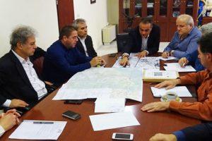 Σύσκεψη για άνοιγμα μεθοριακού σταθμού Λαιμού