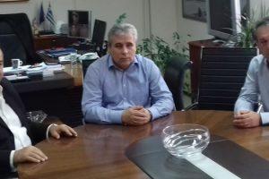 Συνάντηση με Αντωνιάδη Γιάννη (11-04-2018)