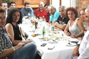 Συνάντηση για Βεγορίτιδα