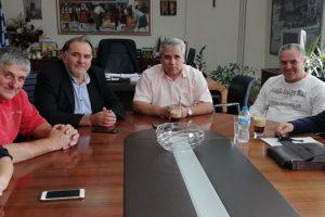Συνάντηση με ΕΒΕ