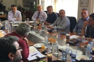 Σύσκεψη για κάθετο άξονα Κοζάνης - Φλώρινας - Νίκης