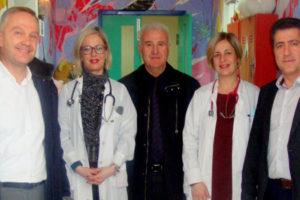 Επίσκεψη Αντιπεριφερειάρχη Φλώρινας στο Νοσοκομείο