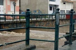 Πλημμυρικά φαινόμενα