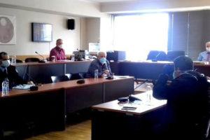 Συνεδριάσε το Συντονιστικό Όργανο Πολιτικής Προστασίας για τον κορωνοϊό