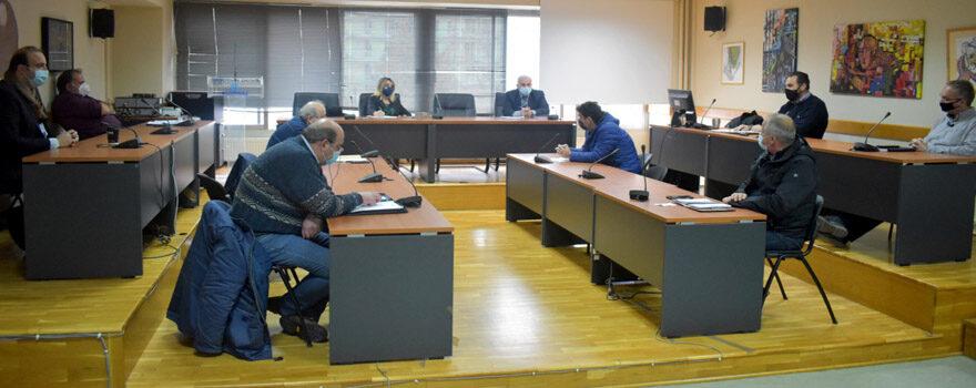 Συνεδρίαση για στήριξη επιχειρήσεων λόγω COVID-19