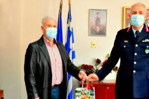 Εθυμοτιπική επίσκεψη νέου Γενικού Περιφερειακού Αστυνομικού Διευθυντή Δυτικής Μακεδονίας