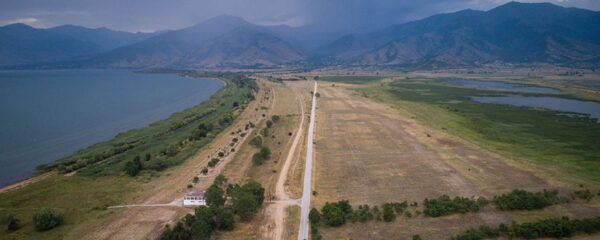 Προχωρούν οι Εργασίες Υλοποίησης του Μεθοριακού Σταθμού της Συνοριακής Διάβασης στον Λαιμό – Πρεσπών