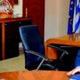 Εθιμοτυπική Επίσκεψη της Γενικής Προξένου των ΗΠΑ ElizabethK. Lee στον Αντιπεριφερειάρχη Φλώρινας