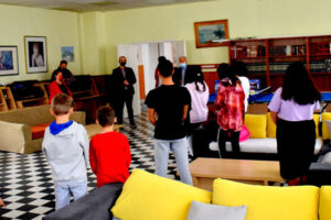Δωρεά του Αντιπεριφερειάρχη Φλώρινας στο Κέντρο Κοινωνικής Πρόνοιας Δυτικής Μακεδονίας