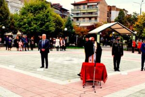 Τιμήθηκε η Ημέρα Μνήμης του Μακεδονικού Αγώνα στην Πόλη της Φλώρινας