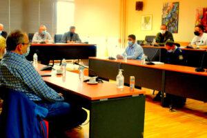 Συνεδρίασε το Συντονιστικό Όργανο Πολιτικής Προστασίας της Π.Ε. Φλώρινας Ενόψει της Χειμερινής Περιόδου 2021-2022