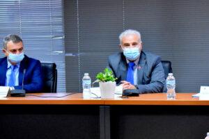 Στην Π.Ε. Φλώρινας ο Γενικός ΓραμματέαςΠρωτοβάθμιας Φροντίδας Υγείας και ο Διοικητής της 3ης Υγειονομικής Περιφέρειας Μακεδονίας